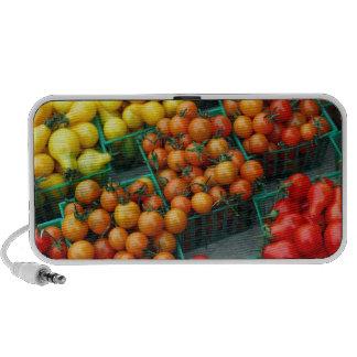 Fresh Tomatoes Doodle Speaker