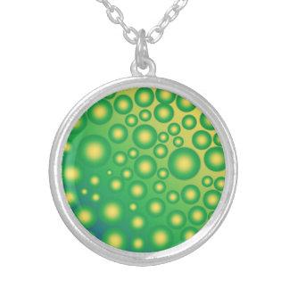 Fresh tropical bubbles pendants