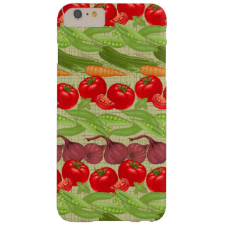 Fresh Vegetable Pattern Barely There iPhone 6 Plus Case