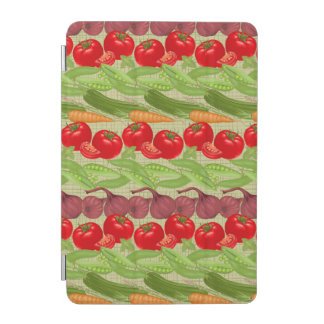 Fresh Vegetable Pattern iPad Mini Cover