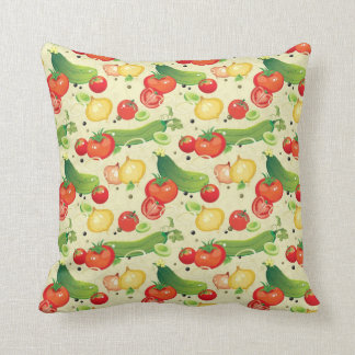 Fresh Vegetables Cushion
