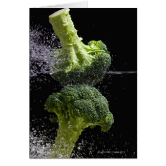 fresh vegetables & food hygiene card