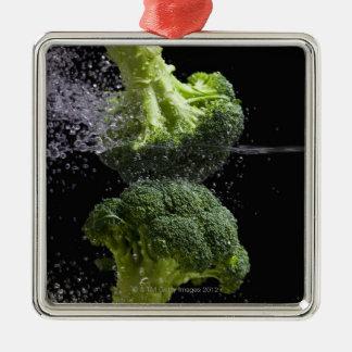 fresh vegetables & food hygiene christmas ornament