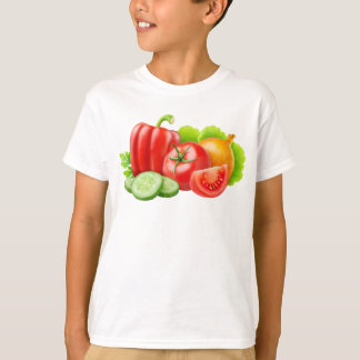 Fresh vegetables T-Shirt