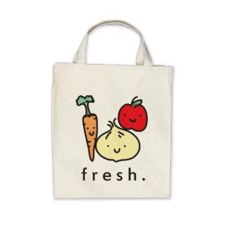 fresh veggies bags