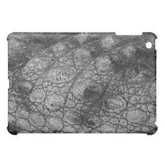 Fresh water crocodile Skin iPad Mini Case
