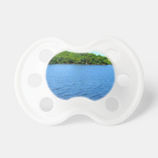 Fresh Water Pond Block Island Baby Pacifier