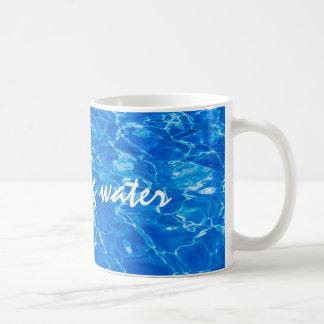 Fresh Water - Version Two of Three Coffee Mug