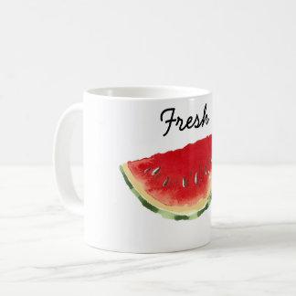 Fresh Watermelon Coffee Mug