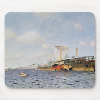 Fresh Wind on the Volga, 1895 Mouse Mat
