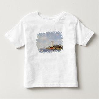 Fresh Wind on the Volga, 1895 Toddler T-Shirt