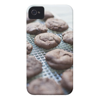 Freshly Baked Gluten-free Chocolate Cookies iPhone 4 Cover