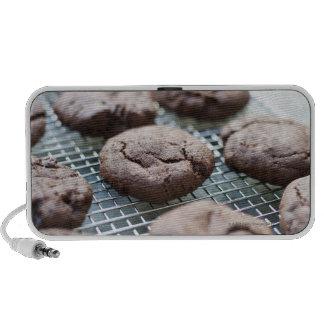 Freshly Baked Gluten-free Chocolate Cookies Speakers