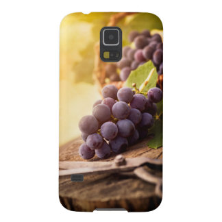 Freshly Harvested Grapes Galaxy S5 Cover