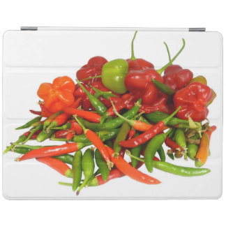 Freshly Picked Chillies Smart Cover iPad Cover