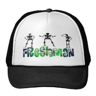 Freshman -  Skeletons Mesh Hat