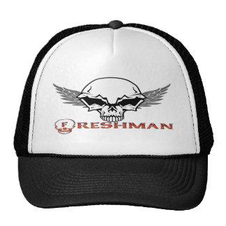 Freshman - Skull Wings Trucker Hats