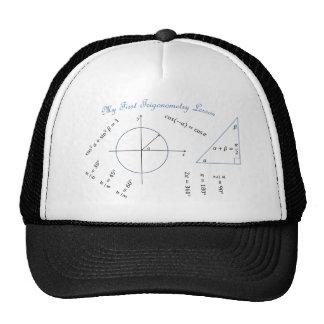 Freshman Trigonometry Item Hats