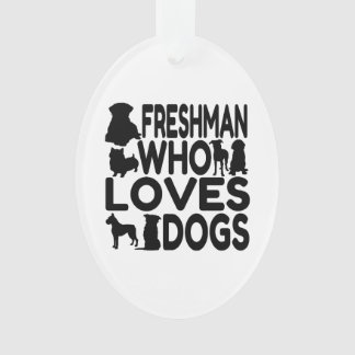 Freshman Who Loves Dogs