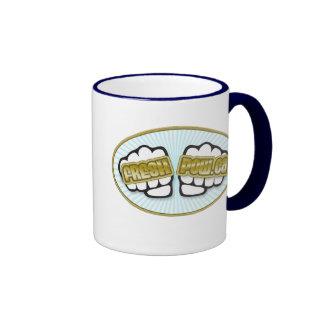 FreshPow! Bling Fist Ringer Mug