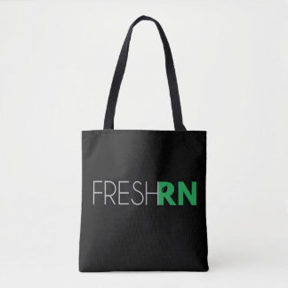 FreshRN Medium Tote Bag