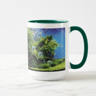 Freshwater Angel Fish Mug