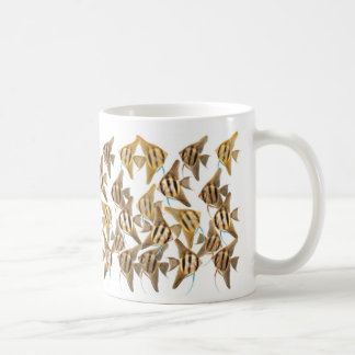 Freshwater Angelfishes Mug