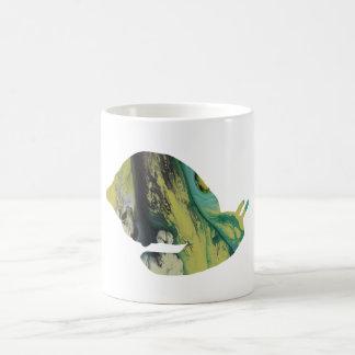 Freshwater Snail Coffee Mug