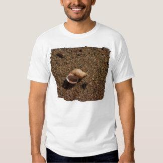 Freshwater Snail Shell; No Text T-shirts