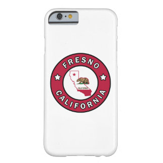 Fresno California Barely There iPhone 6 Case