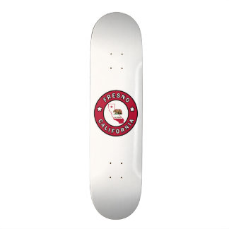 Fresno California Custom Skateboard