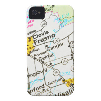 Fresno, California iPhone 4 Cover