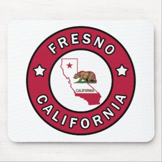 Fresno California Mouse Pad