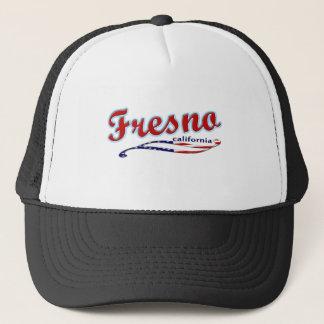Fresno California Trucker Hat