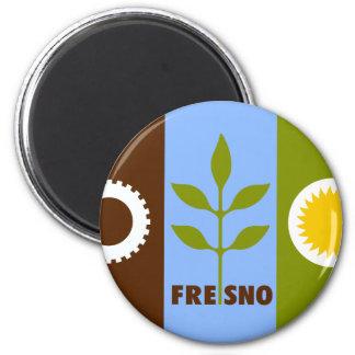 Fresno, California, United States Magnet