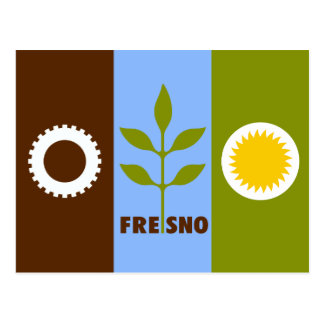 Fresno, California, United States Postcard