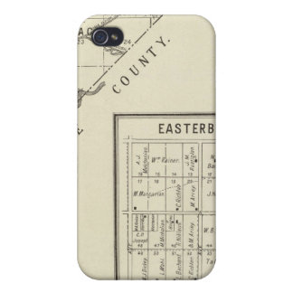 Fresno County, California 11 Cases For iPhone 4