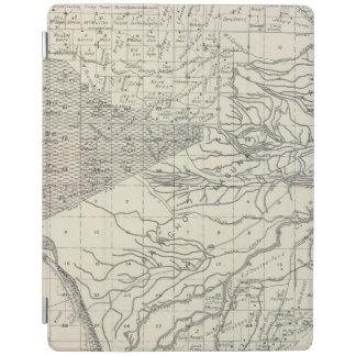 Fresno County, California 19 iPad Cover