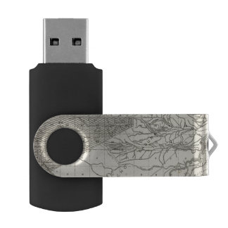 Fresno County, California 19 USB Flash Drive