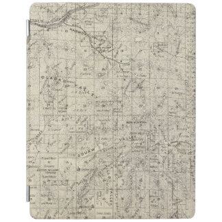 Fresno County, California 26 iPad Cover