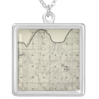 Fresno County, California 28 Silver Plated Necklace