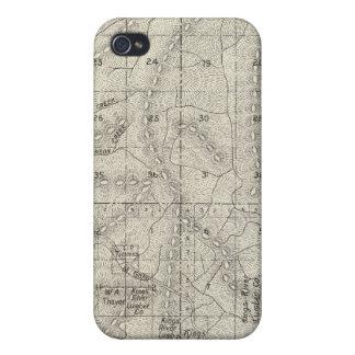 Fresno County, California 9 iPhone 4/4S Case