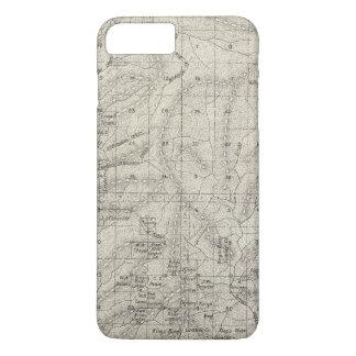 Fresno County, California 9 iPhone 8 Plus/7 Plus Case