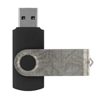 Fresno County, California 9 USB Flash Drive