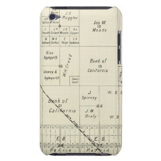 Fresno County, California Barely There iPod Cases