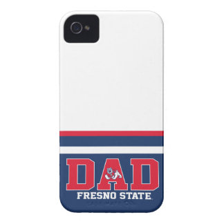 Fresno State Dad iPhone 4 Case-Mate Case