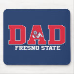 Fresno State Dad Mouse Pad