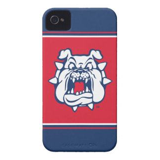 Fresno State Secondary Mark iPhone 4 Case-Mate Case