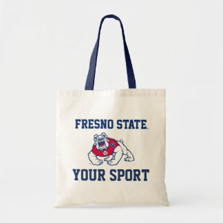 Fresno State Sport Tote Bags