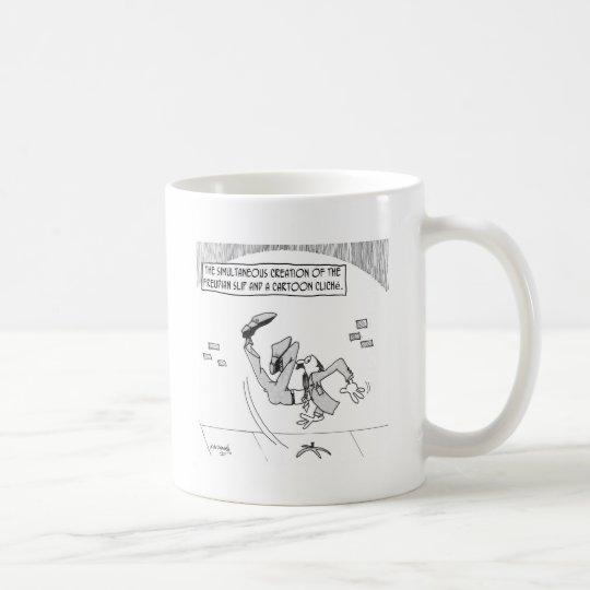 Freud Cartoon 3169 Coffee Mug